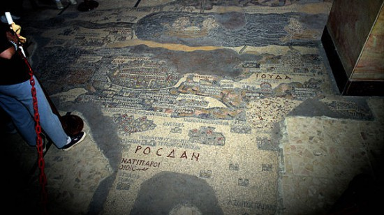 Mozaika wykonana ok. 560 r. n.e.